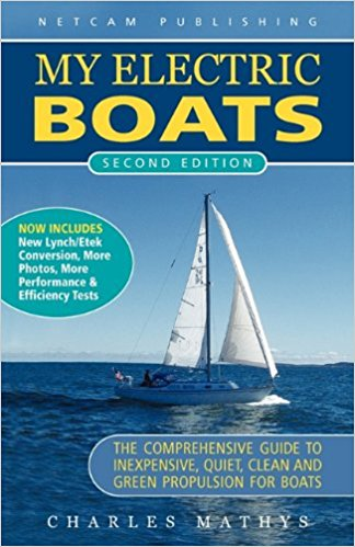 My Electric Boats book